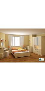 Спальный гарнитур Гера 3