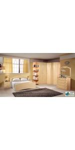 Спальный гарнитур Кармен 1