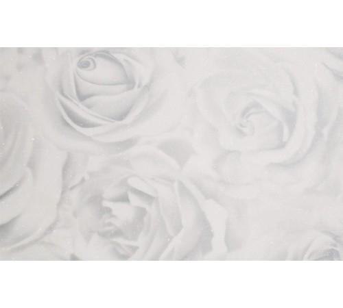 Роза белая ТМ-433 (металлик)