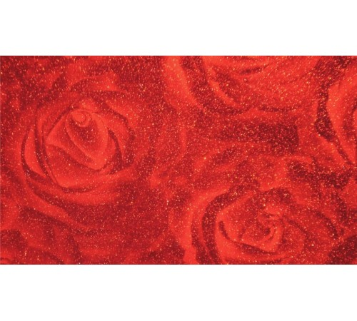 Роза красная ТМ-435 (металлик)