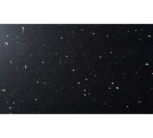 Пластик Arpa 9144 galaxy черный  (lucida)